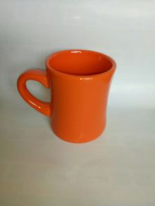 Wholesale 12oz Full Color Ceramic Mug (Orange) pictures & photos