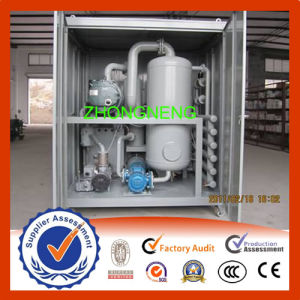 Zhongneng Transformer Oil Filtering Machine Zyd pictures & photos