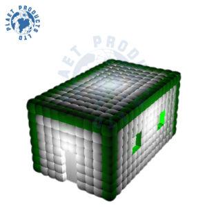 Mini Cube PVC Inflatable Tent (PLT20-003)