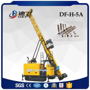 Df-H-5A Full Hydraulic Geophysical Survery Rock Core Drilling Rig Machine Price pictures & photos