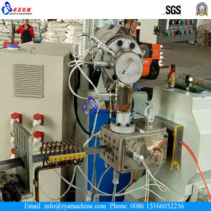 HDPE Hollow Wall Spiral Drainage Pipe Extruder Machine/Extrusion Line pictures & photos