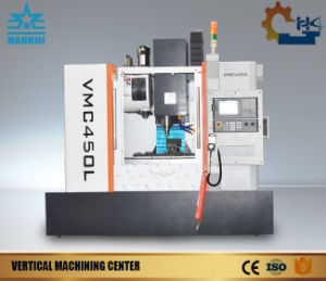 Vmc420L 3 Axis CNC Vertical Machining Center with Ce ISO pictures & photos