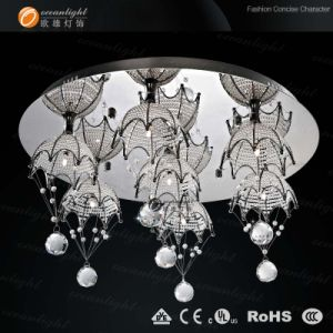 Russian crystal ceiling chandelier OM8921-7B pictures & photos