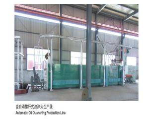 Automatic Heat Treatment Production Line