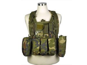 Airsoft 1000D Tactical Molle RRV Scout Vest