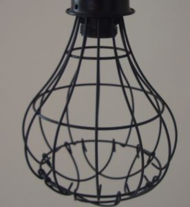 E27 Vintage Black Lamp Shades, Lamp Cages (4) pictures & photos