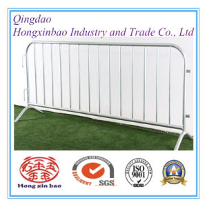 Galvanized Traffic Control Barriers Safety Barricades pictures & photos