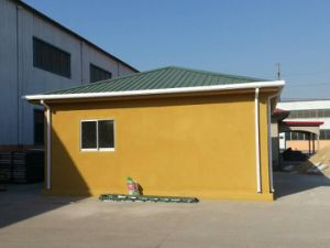 Earthquake Resisting Assemble Prefabricated Houses pictures & photos