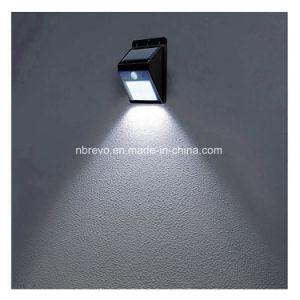 16LED Solar Powered PIR Motion Sensor Garden Light (RS2003-16) pictures & photos