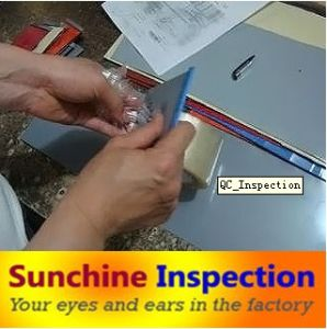 Offer Aluminium Sheet QC Inspection Service pictures & photos