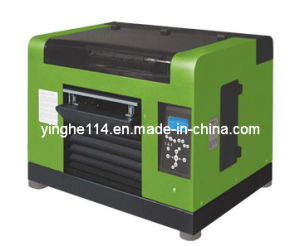A3 Size Dark T-Shirt Flatbed Printer (YHJ3850) pictures & photos