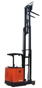 Drive-in Rack Forklift (TF) pictures & photos