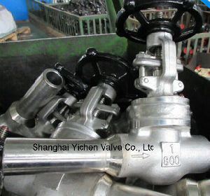 Alloy Steel Hastelloy Gate Valve pictures & photos