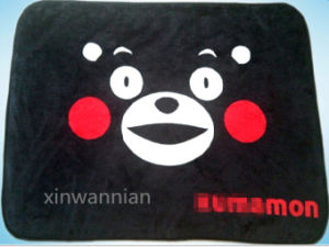 High Quality 100% Polyester Polal Fleece Blanket for Baby (XWN-BSH018)