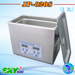 3L Ultrasonic Dental Cleaner Bath for Dental Clinic with Free SUS Basket & Lid (JP-020S) pictures & photos