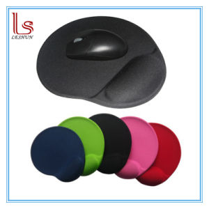 Wrist Protect Ergonomic Mouse Pad Soft Comfortable Memory Healthy Mousepad pictures & photos