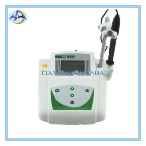 Digital Desktop pH Meter for Laboratory Equipment pictures & photos