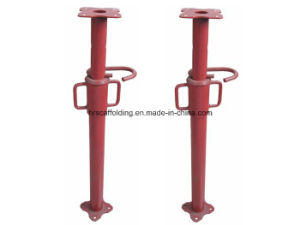 Scaffolding Adjustable Steel Shoring Prop/Post Shore Jack pictures & photos