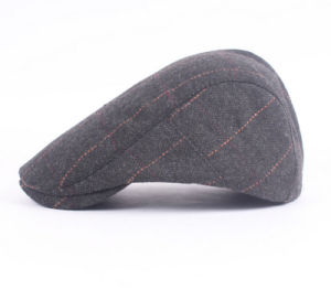 Wholesale Wool Classical Beret Autumn and Winter Warm Unisex Peaked Cap