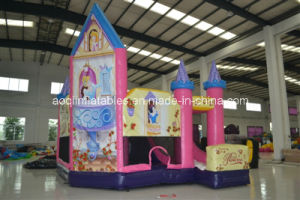 Commercial Inflatable Princess Castle Bouncer pictures & photos