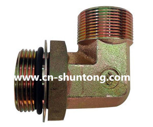 90 Degree Elbow Hydraulic Adapter