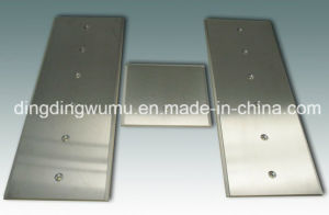 Pure Tungsten Plate Target for Vacuum Sputtering Coating pictures & photos