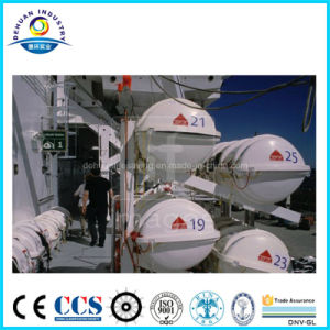Inflatable Liferaft Throw-Over Type pictures & photos