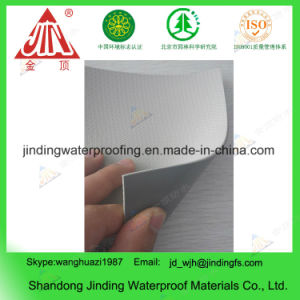 1.5mm Reinforced PVC Waterproof Membrane pictures & photos