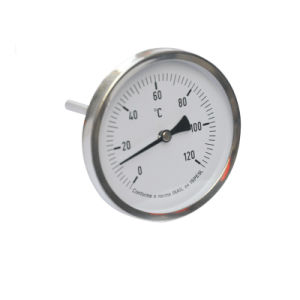 Ss Thermometer with Dia 63 Mm
