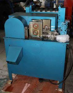 Wire Steel Fiber Forming Cutting Machine pictures & photos