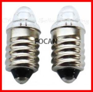 E10 Bulb, Miniature Bulbs; Halogen Bulb, Krypton Flashlight Bulb; Torch Bulb, Vacuum Bulb, pictures & photos