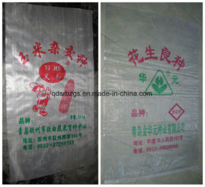 New Material and High Quality Packaging PP Woven Seed Bag pictures & photos