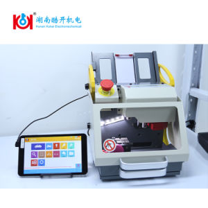 Upgraded Version Portable Key Cutting Machine Sec-E9 pictures & photos