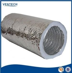Air Conditioning Aluminum Ventilation Insulation Flexible Duct pictures & photos