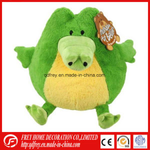 Wholesale Cheap Stuffed Green Soft Crocodile Toy pictures & photos
