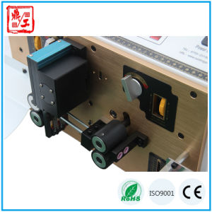 Automatic Cable Cutting and Wire Stripping Machine pictures & photos