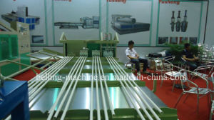 Four Pipes PVC Pipe Belling Machine/Socketing Machine/Plastic Machine/Making Machine pictures & photos