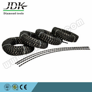 11.5mm Diamond Wire Saw for Granite and Marble Quarry pictures & photos