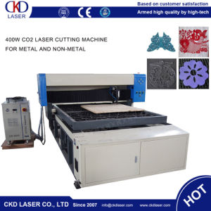 400W CO2 Laser Cutting Machine for Metal Non-Metal pictures & photos