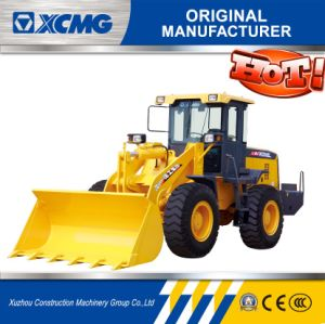 XCMG Official Clamp Bucket Wood Log Wheel Loaders pictures & photos