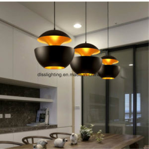 Modern Originality Design Decoration The Sun Shape Metal Pendant Light pictures & photos
