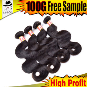 2015 Natural Human Hair Weave, Virgin Human Hair Weft, Brazilian Human Hair Extension pictures & photos