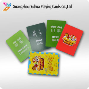 Customized Educational Card Playing Cards for Kids pictures & photos