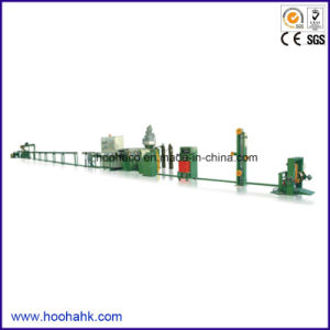 Physical Foam-Skin Wire Cable Extruding Equipment pictures & photos