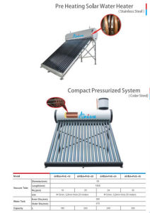 Preheating Solar Water Heater pictures & photos