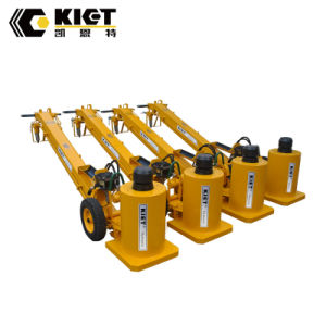 Hydraulic Lifting Jack in Low Price pictures & photos