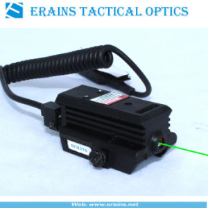 Weaver Rail Mount Integrated Tactical Compact Green Laser Sight (ES-XL-XMG) pictures & photos