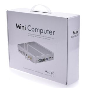 Celeron 1007u Mini PC Dual LAN pictures & photos