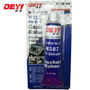 85g High Temperature RTV Silicone Sealant Adhesive Gasket Maker pictures & photos