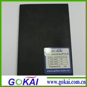 SGS PVC Free Foam Board pictures & photos